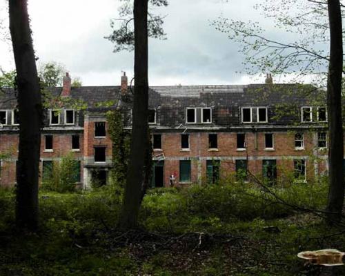 The Haunted Barrow Gurney Hospital