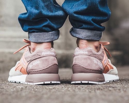 There's Summer in New England with new REEBOK GL 6000