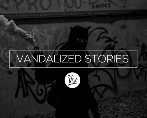 This Week's Vandalized Stories