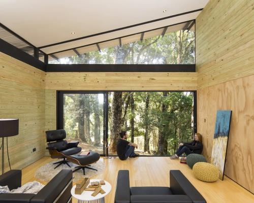 EFC Cabin by VOID Architects