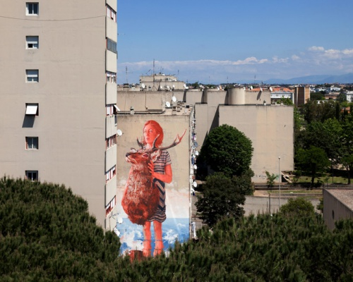 Fintan Magee Raises Tides On Rising Sea Levels