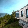 Views over a Norwegian fjord from CABIN STRAUMSNES - the vandallist (8)