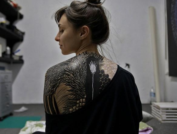 YUSK IMAI creates works of art on human bodies - the vandallist (4)