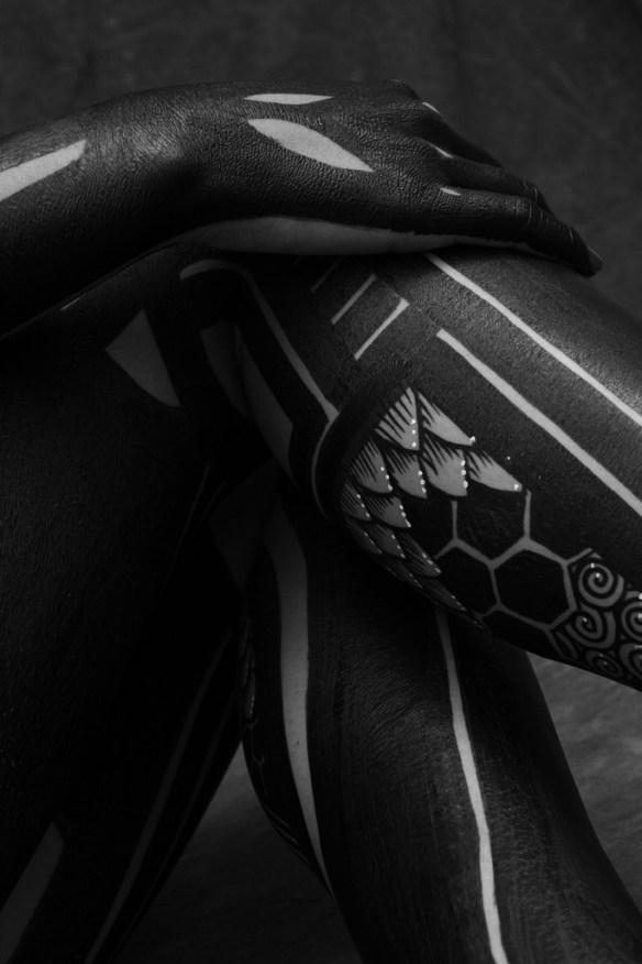 YUSK IMAI creates works of art on human bodies - the vandallist (8)