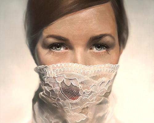 Hyperreal paintings – by MIKE DARGAS