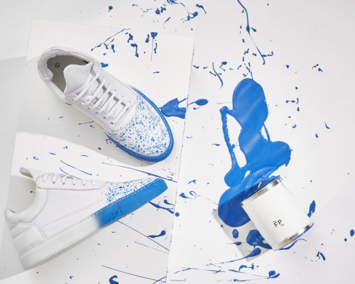 Beaker x Filling Pieces Low Top collection