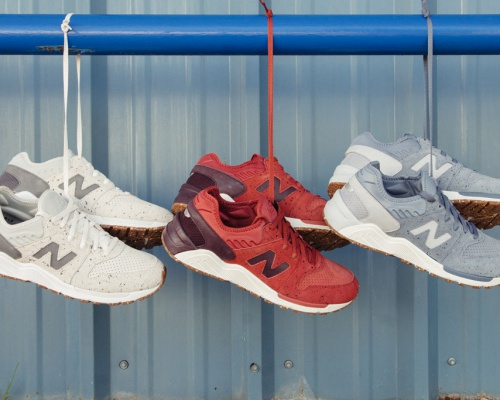 NEW BALANCE brings to light their new 009 model