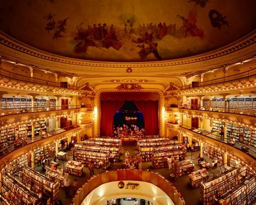 Theater or Bookstore? El Ateneo Grand Splendid, Buenos Aires