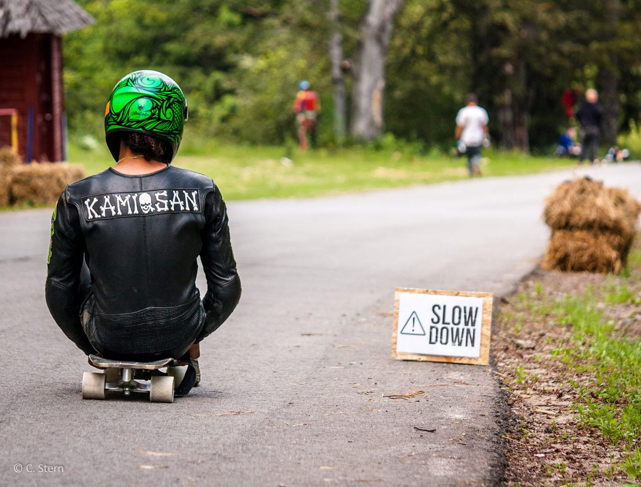 Romania's first Downhill by Devastation Longboard Crew