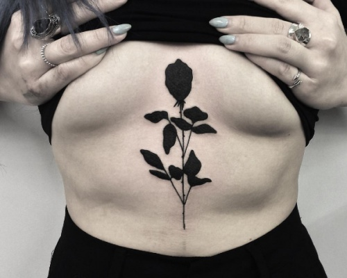 Johnny Gloom, tattoo artist