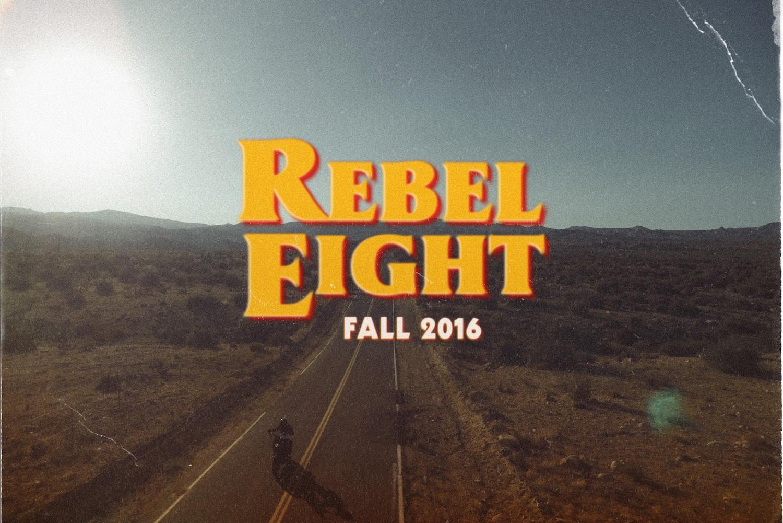 REBEL8 2016 Fall Lookbook