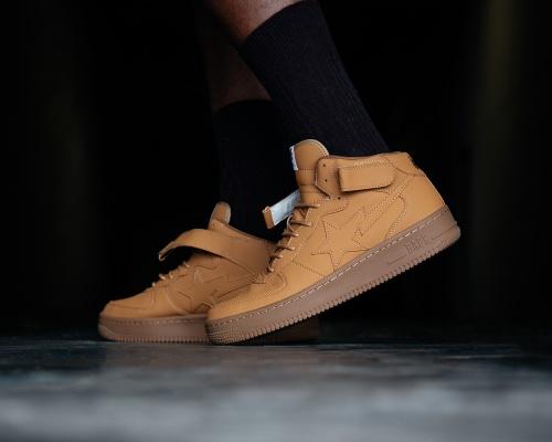 BAPE drops its first new sneaker
