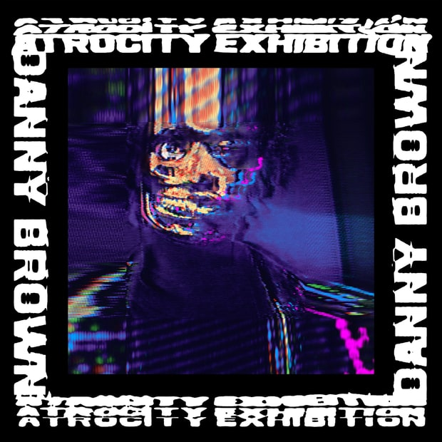 DANNY BROWN and his new track - PNEUMONIA