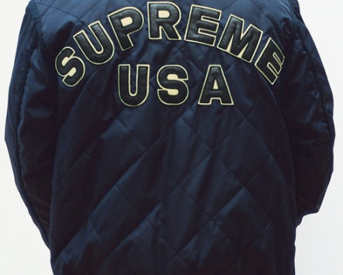 SUPREME Lookbook for FW16 is here!