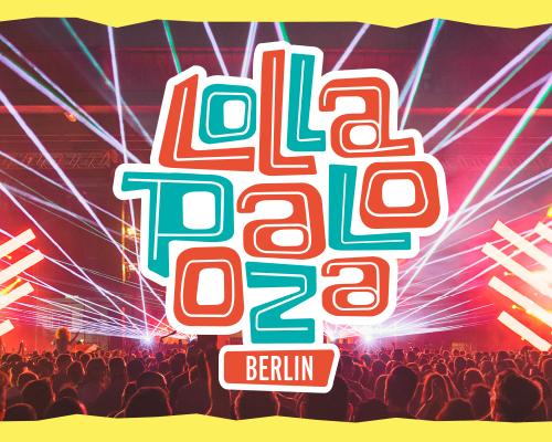 Lollapalooza Berlin '16