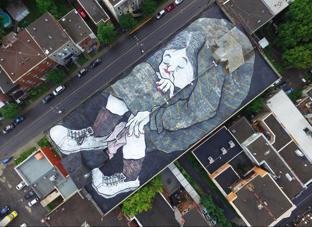 Sleeping giants by Ella & Pitr in Montreal, Canada - the vandallist (3)