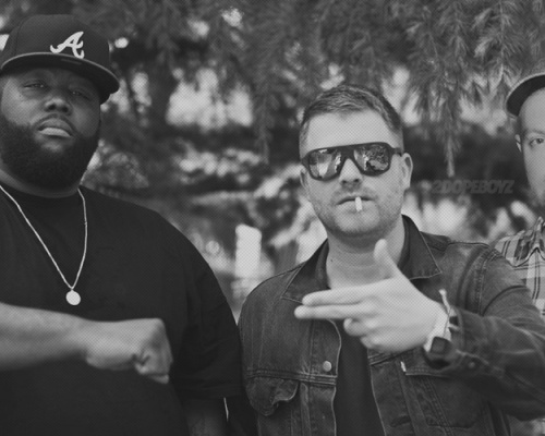 DJ Shadow feat. Run The Jewels – Nobody Speak (Official Video)