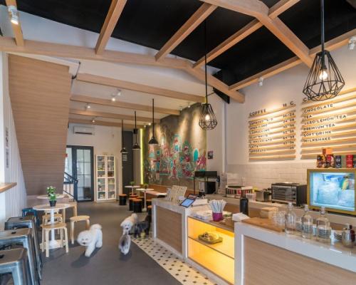 The Barkbershop – pet x people friendly cafe