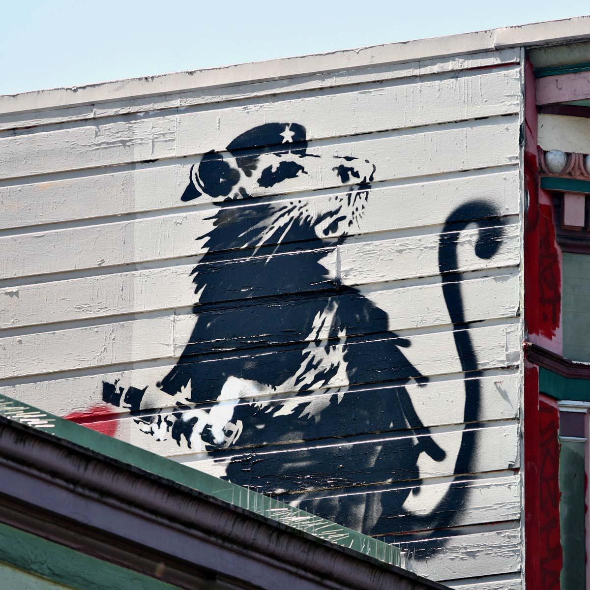"""Saving Banksy"", the documentary about saving art"