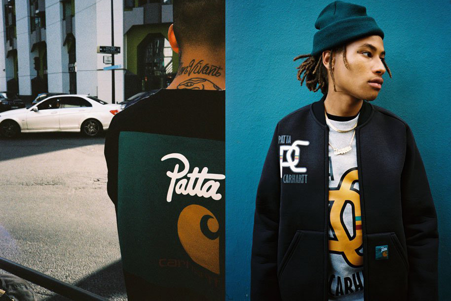 Patta & Carhartt W.I.P. - 2016 Fall/Winter Collection