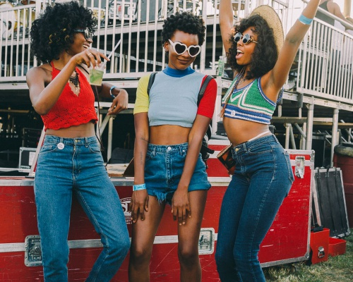 Afropunk Festival in Brooklyn, NY – photographs by Driely S.