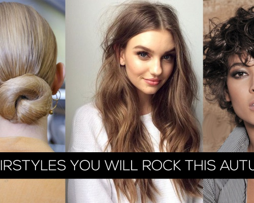 Hairstyles you will rock this autumn