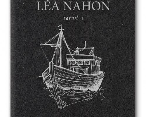 Léa Nahon – Carnet 1 published by Noire Méduse