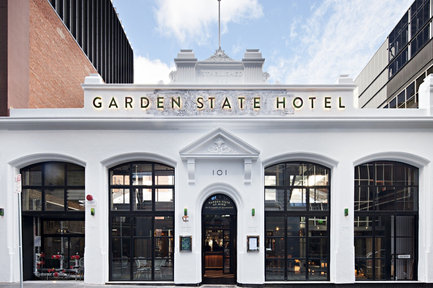 The City Oasis in the Garden State Hotel, Melbourne