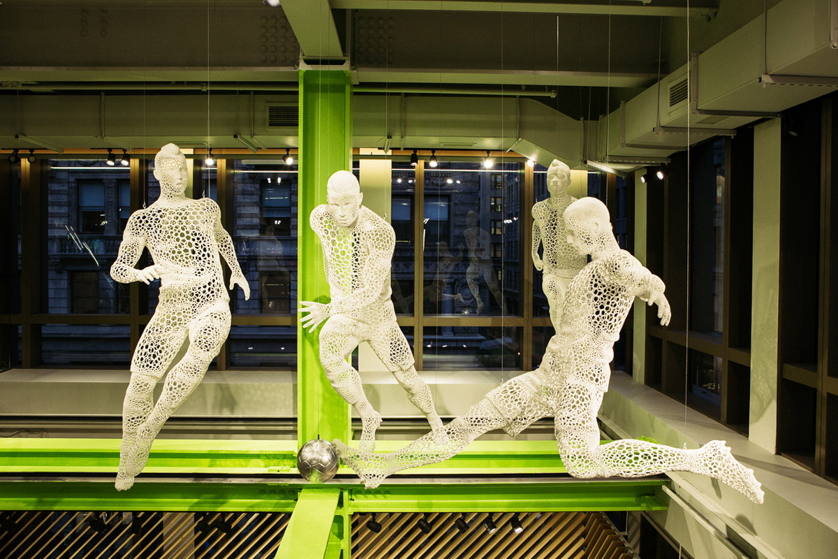Nike opens new five-story SoHo store and it's more than you can imagine!