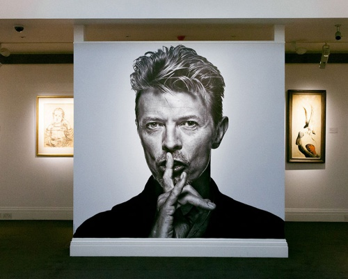 David Bowie's private Art Collection