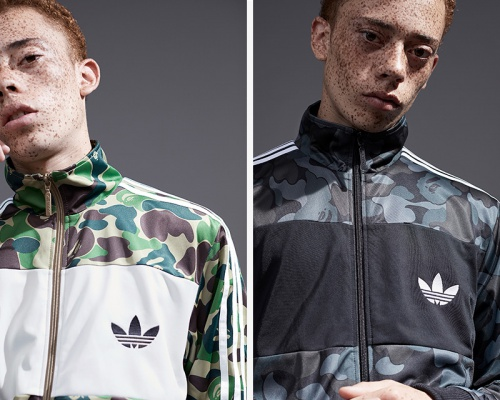 adidas Originals x BAPE Collection new Lookbook