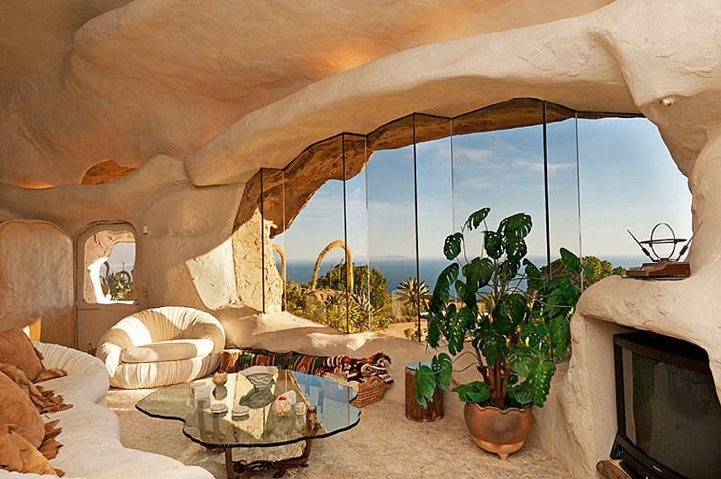 The real Flintstones House
