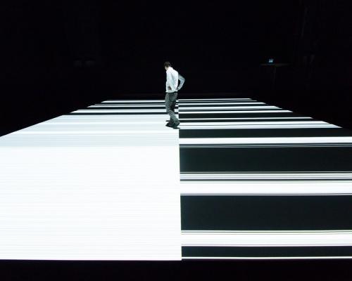Light Art Festival Installations in Stuttgart