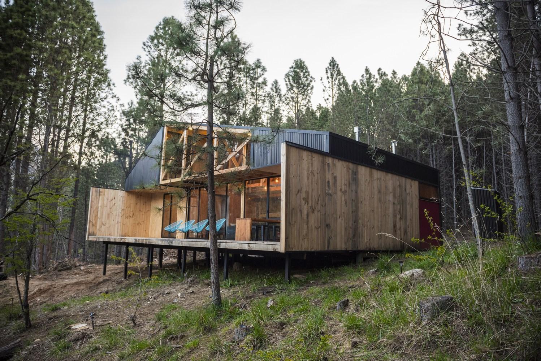 Into the wild - La Quimera House, Chile
