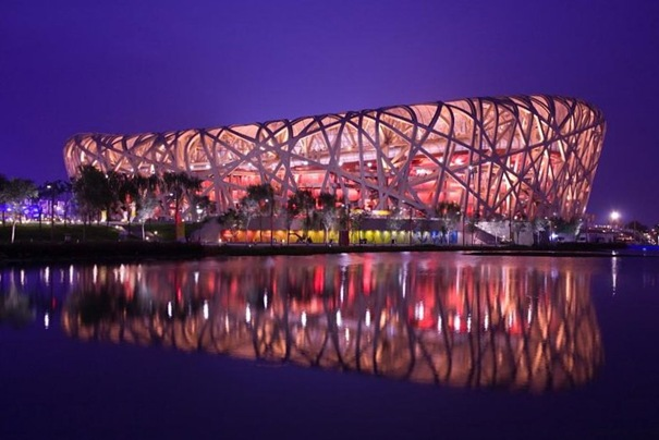 Beijing National Stadium, Beijing, China