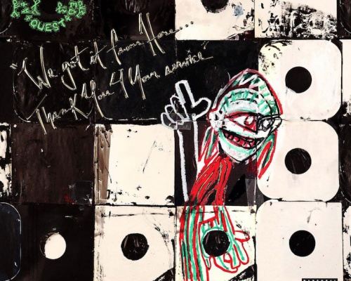 A Tribe Called Quest Drop New Album