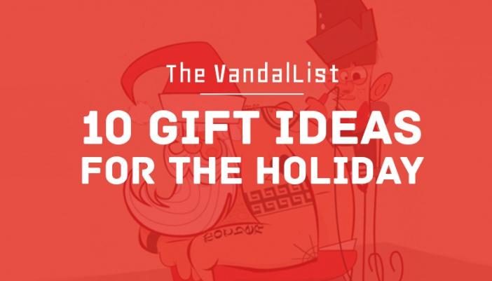 10 Gift Ideas for Holiday Season