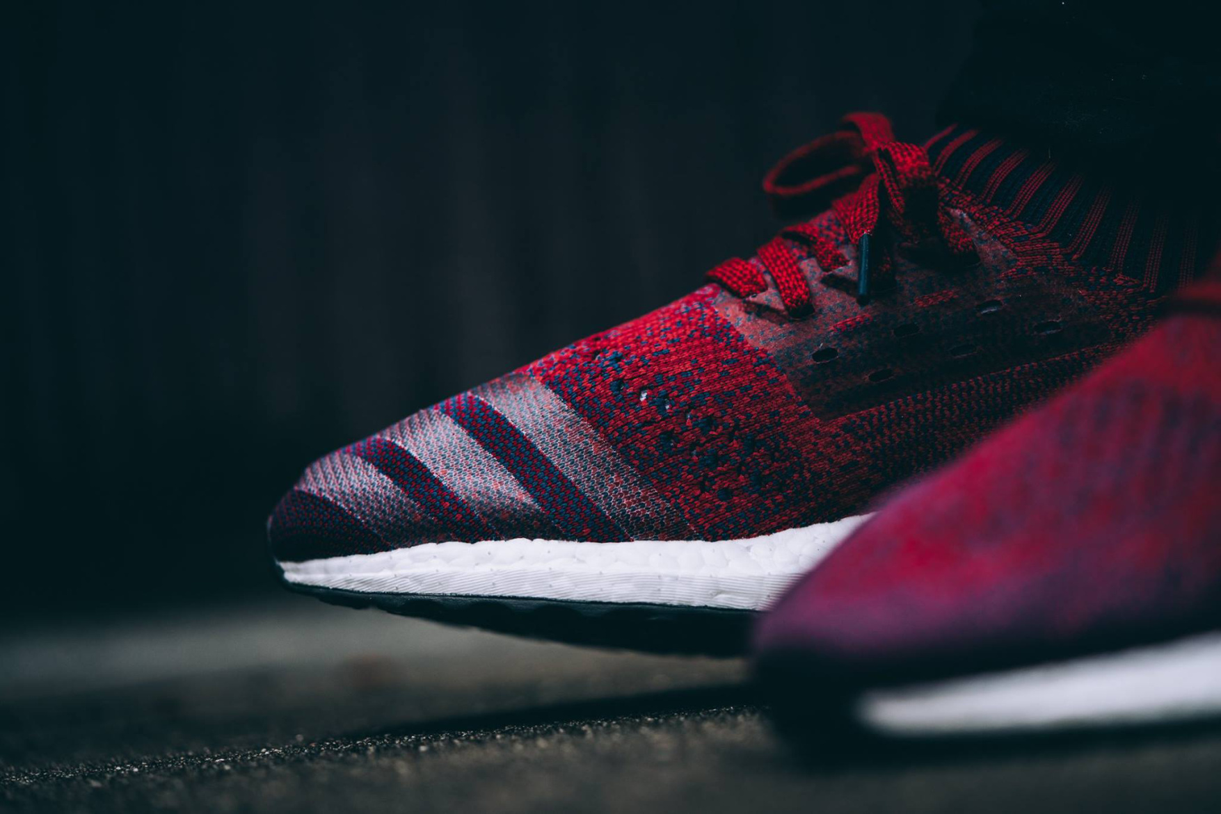 "adidas UltraBOOST ""Mystery Red"""