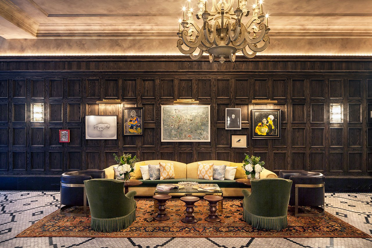 19th-Century Tower Was Transformed Into New York's Most Beautiful New Hotel