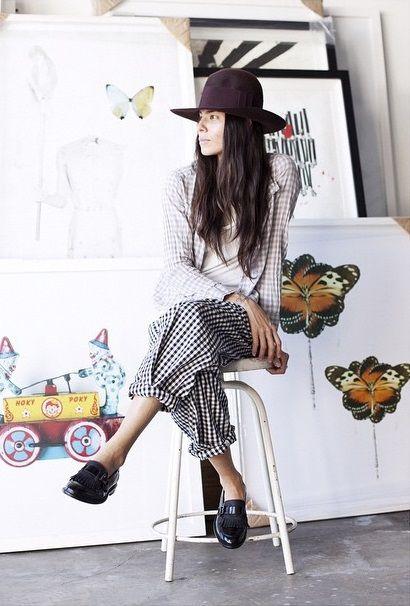 Well Dressed Vandals Tasya Van Ree - the vandallist (1)