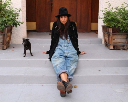 Well Dressed Vandals: Tasya Van Ree