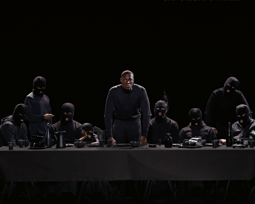 "Stream Stormzy's Debut Album ""Gang Signs & Prayer"""
