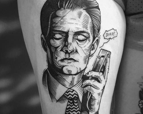 Cutty Bage – Tattoo artist
