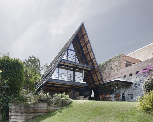 Come to Mexico, we have architecture – Casa A / Método