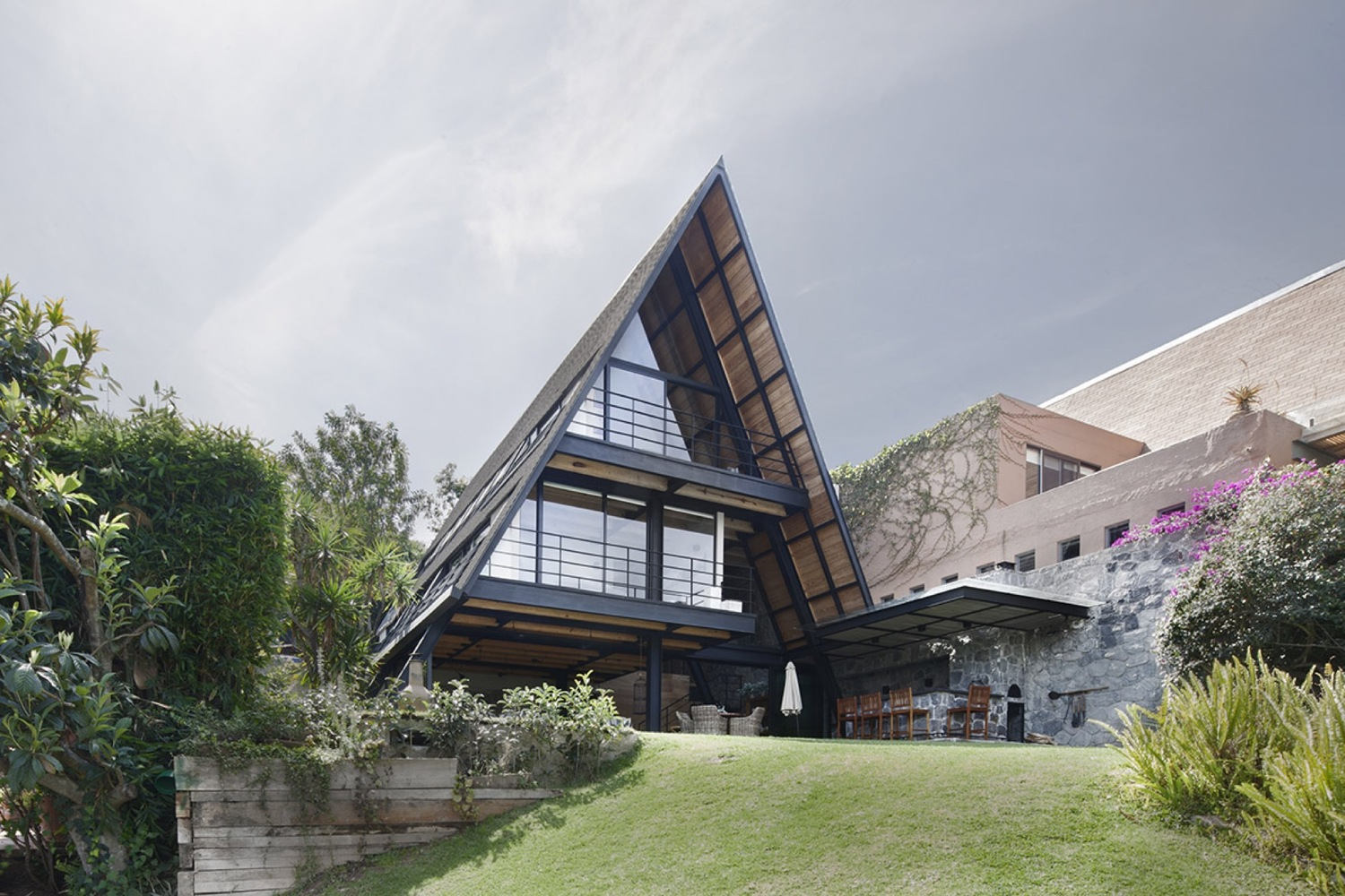 Come to Mexico, we have architecture - Casa A / Método