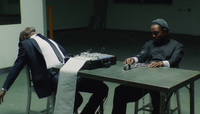 "Kendrick Lamar ""DNA."" Music Video"