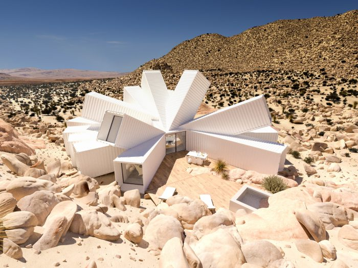 Joshua Tree Residence, LA, California