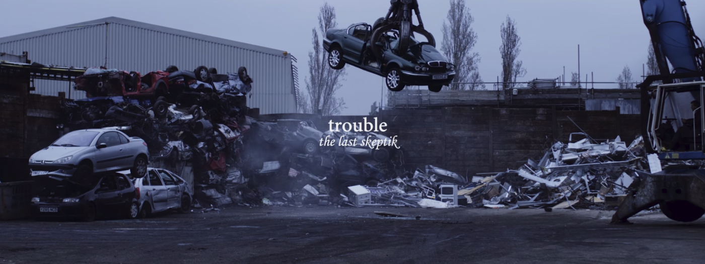 KOJEY TROUBLE - the vandallist