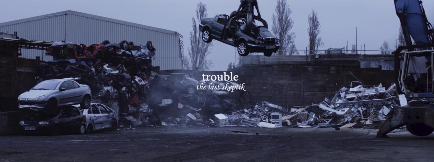 KOJEY TROUBLE - the vandallist