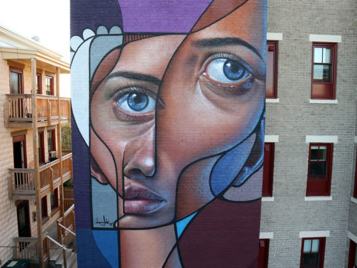 Belin new mural in Salem, Massachusetts - the vandallist (2)